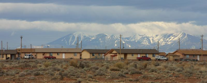 Leupp, Arizona