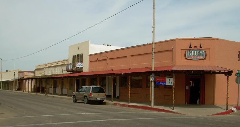 Florence Arizona Store Fronts