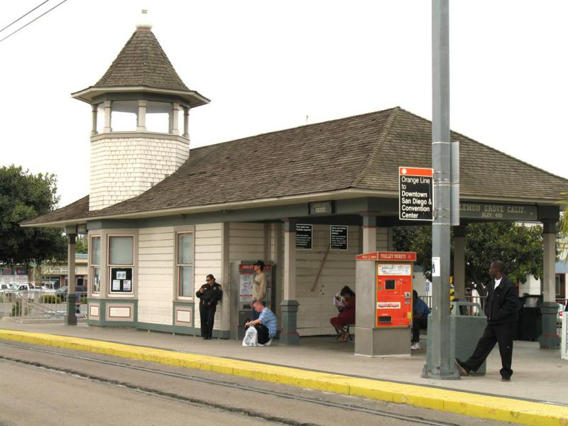 Lemon Grove Station