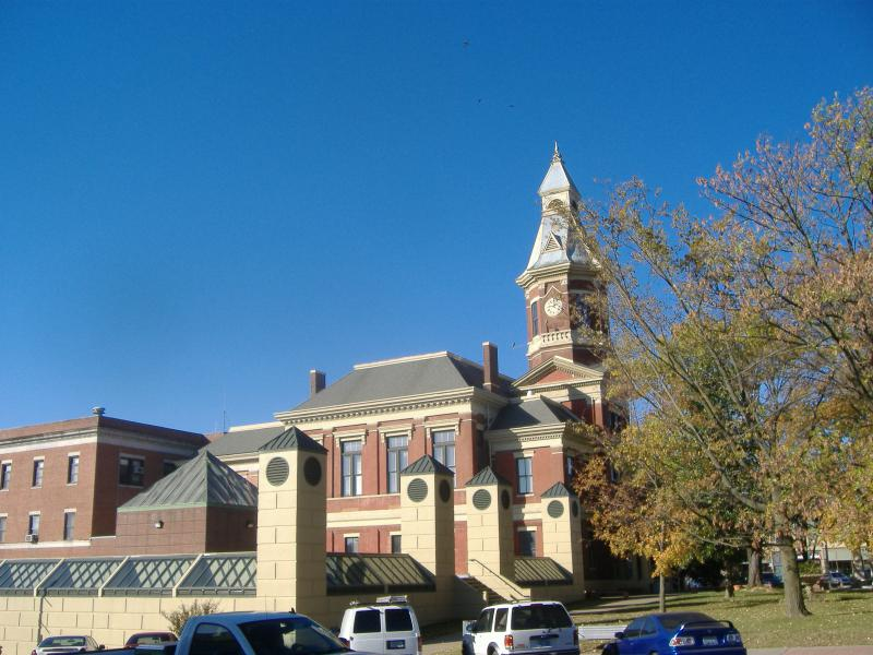 Graves County Courthouse K Y