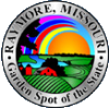 The seal of raymore, missouri