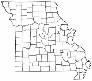 M O Map-doton- Richwoods