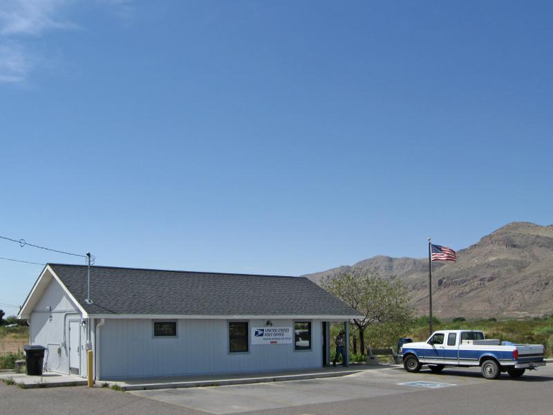 Radium Springs New Mexico post office