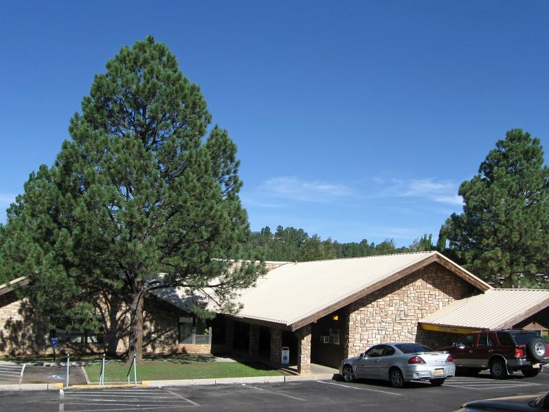 Ruidoso New Mexico Village Hall