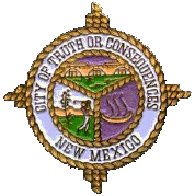 City of Truth or Consequences Seal