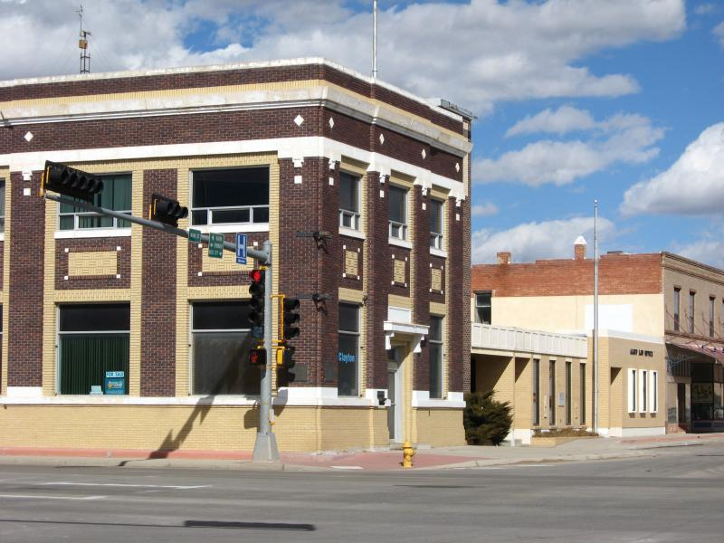 Main Street Clayton New Mexico