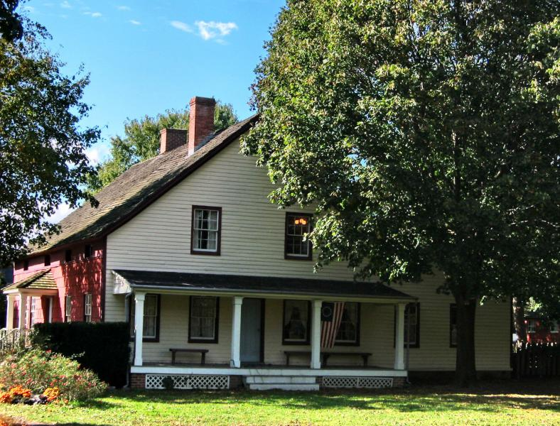 Adriance House, Queens County Farm Museum 113-1305