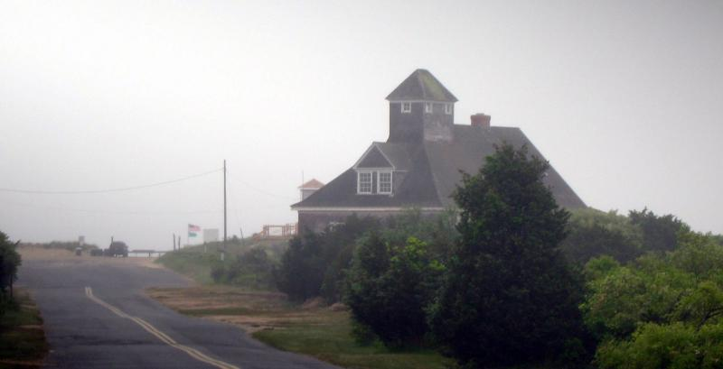 U S Coast Guard station, Amagansett, New York - 20070609