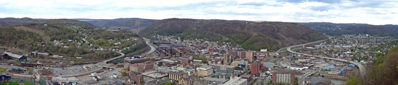 Johnstown Panorama