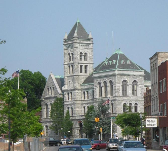 City Hall Williamsport Pennsylvania