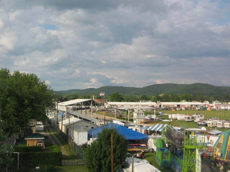 Hughesville Pennsylvania Fair