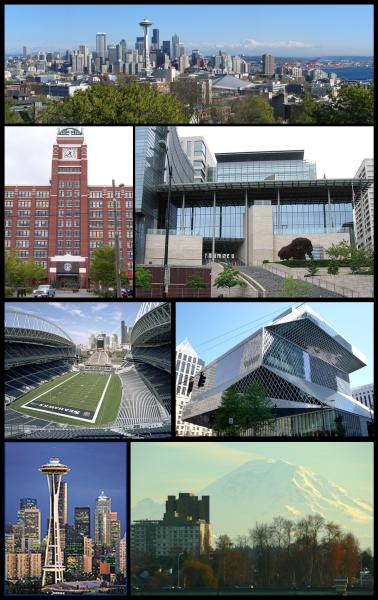 Seattle Montage
